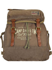 Wolf Creek Rucksack 44 cm Laptopfach Camp David khaki