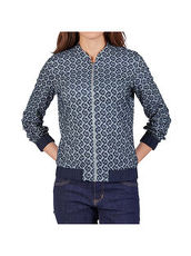 Blouson Tom Tailor Blau