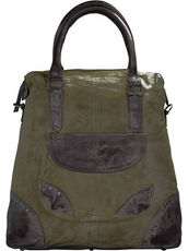 Grubby Handtasche 43 cm Billy the kid blue