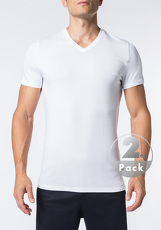 JOOP! T-Shirt B-2-Pack-V 30003091/100