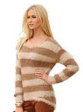 Pullover AMY VERMONT beige/taupe