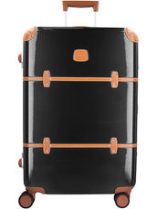 Bellagio Metallo 4-Rollen Trolley 65 cm Bric's black