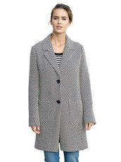 Jacke Betty Barclay dunkelblau/wollwei