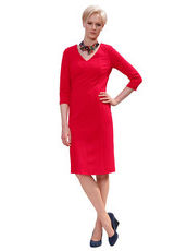 Kleid AMY VERMONT red