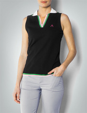Alberto Golf Damen Polo-Shirt Suzann 04116701/999