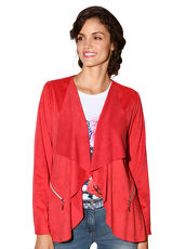 Jacke AMY VERMONT rot