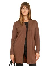 Strickjacke AMY VERMONT camel