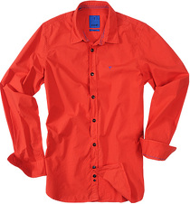 JOOP! Hemd Per orange 223803/65