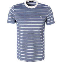 Fred Perry T-Shirt Oxford Stripe Pique M3569/A66