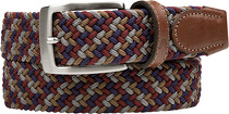 Alberto Gürtel Multicolor Braided 01008331/963