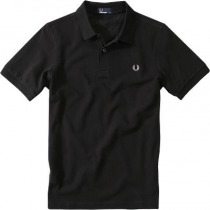 Fred Perry Polo black M3000/906